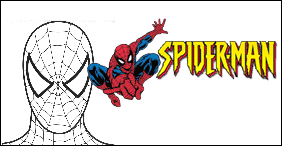 Alphabet Coloring Sheets Character Spider Inspiration Superman